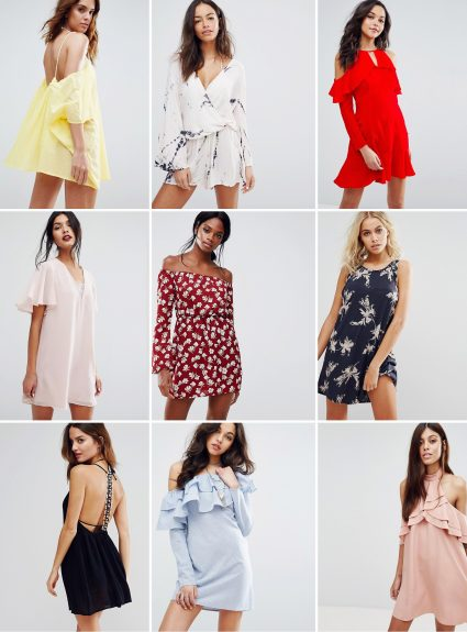 What I ordered from ASOS x 9