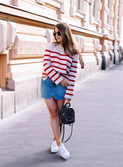 Summery stripes