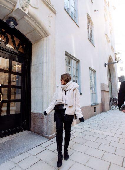 Teddy in Stockholm