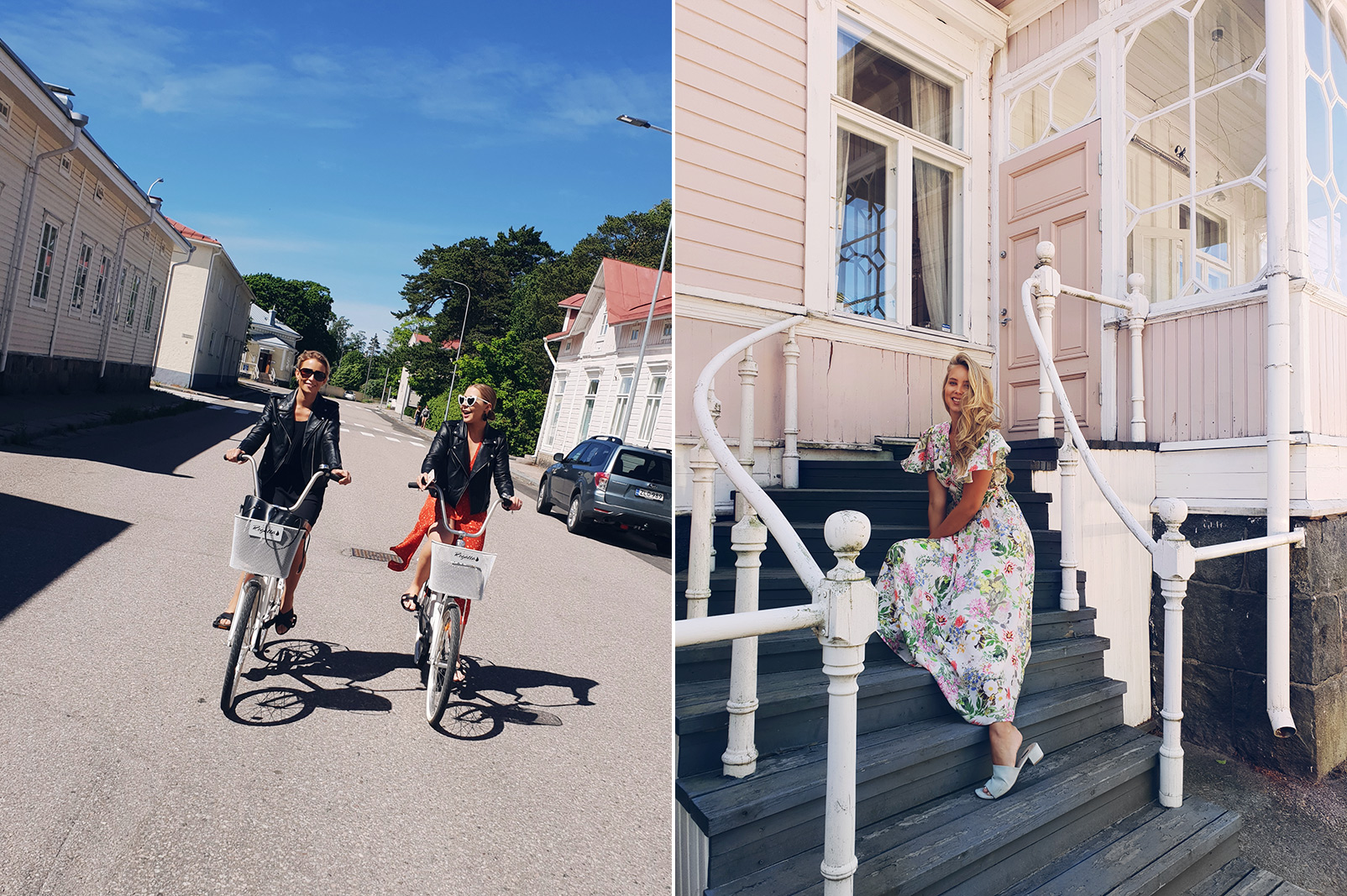 Today in Hanko…